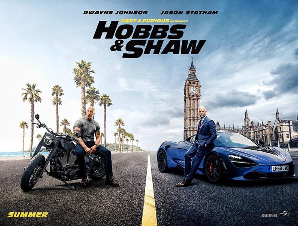 Hobbs & Shaw: Πρώτο trailer  για το spinoff του Fast and Furious!