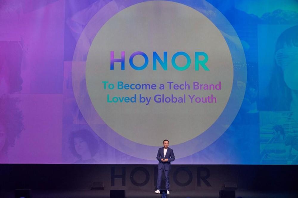 Honor: Νέο logo, νέο slogan και ανάπτυξη 170% το 2018