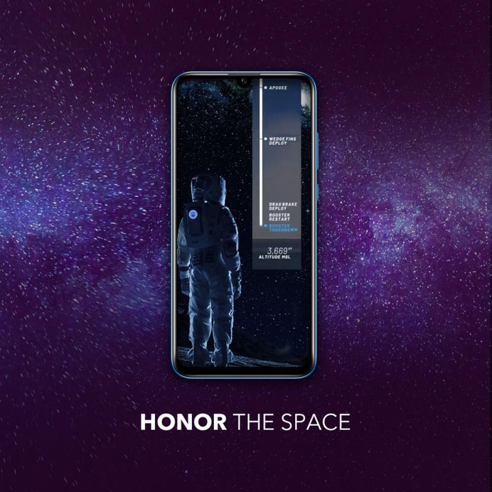 HONOR THE SPACE: η HONOR στηρίζει τα διαστημικά πειράματα Ελλήνων μαθητών