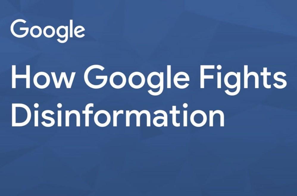 Η Google δημοσιεύει αρχείο που εξηγεί πως καταπολεμά τα fake news