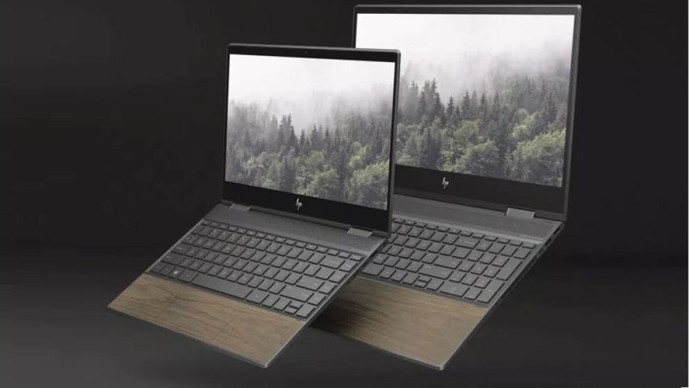 Η HP εντυπωσιάζει χρησιμοποιώντας ξύλο στη νέα σειρά laptops HP Envy!