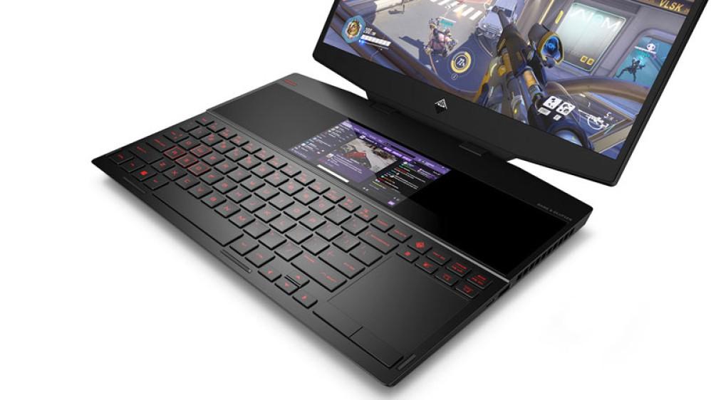 HP Omen X 2S: Ένα εντυπωσιακό gaming laptop με δύο οθόνες