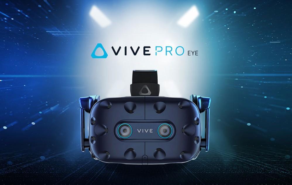HTC Vive Pro Eye και Vive Cosmos τα νέα VR headsets της εταιρείας