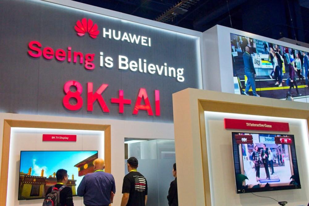 Αναφορά ότι η Huawei ετοιμάζει την πρώτη 5G-connected τηλεόραση 8K στον κόσμο