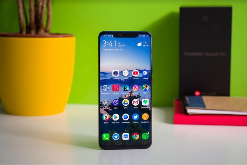 Το Huawei Mate 20 Pro και πάλι στη λίστα των συσκευών για το Android Q