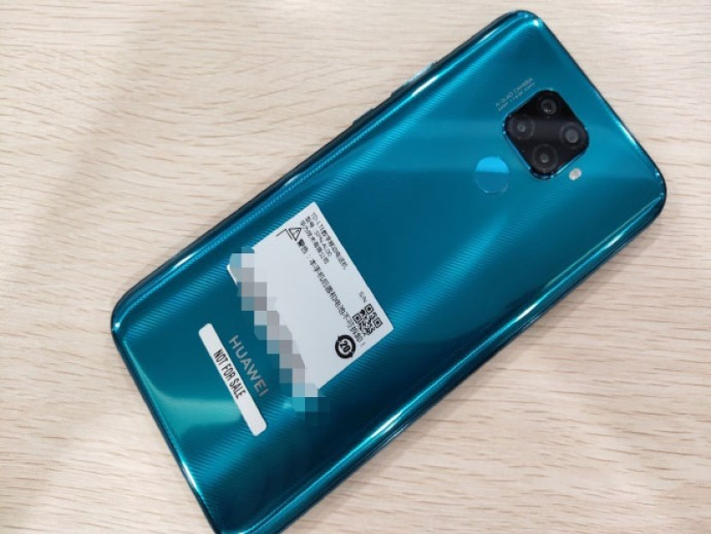 Huawei Mate 30 Lite: Οι πρώτες live φωτογραφίες αποκαλύπτουν οπή στην οθόνη και τετραπλή κάμερα