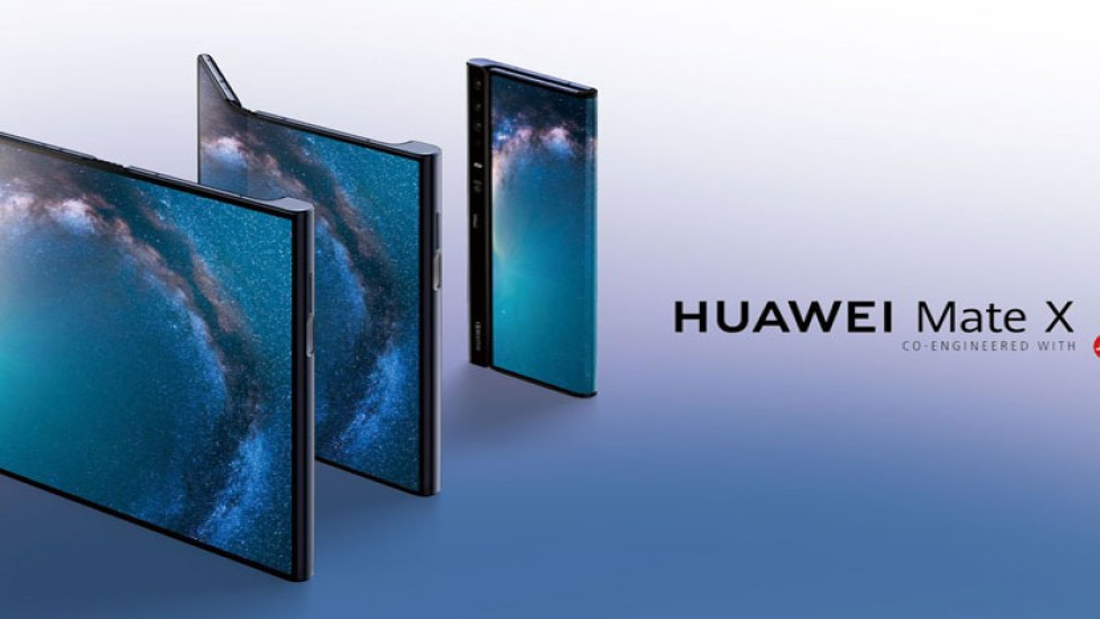 Huawei Mate X: Κυκλοφορεί τον Ιούνιο το αναδιπλούμενο smartphone της εταιρείας
