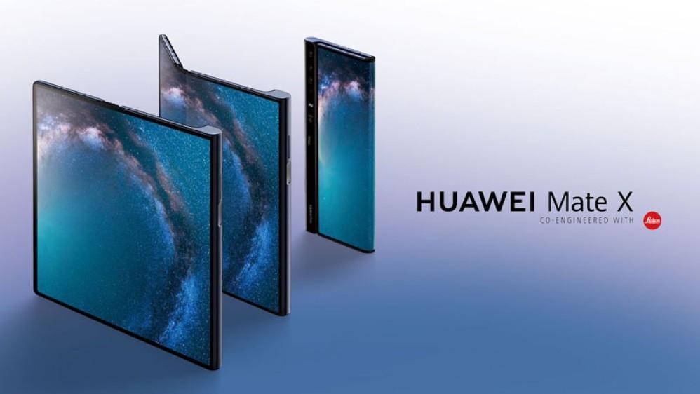 Huawei Mate X: Δείτε το αναδιπλούμενο smartphone σε νέο hands-on video όπου συνδέεται σε δίκτυο 5G