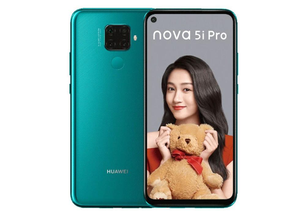 Huawei nova 5i Pro: Παρουσιάστηκε επίσημα το Mate 30 Lite για την Κίνα!