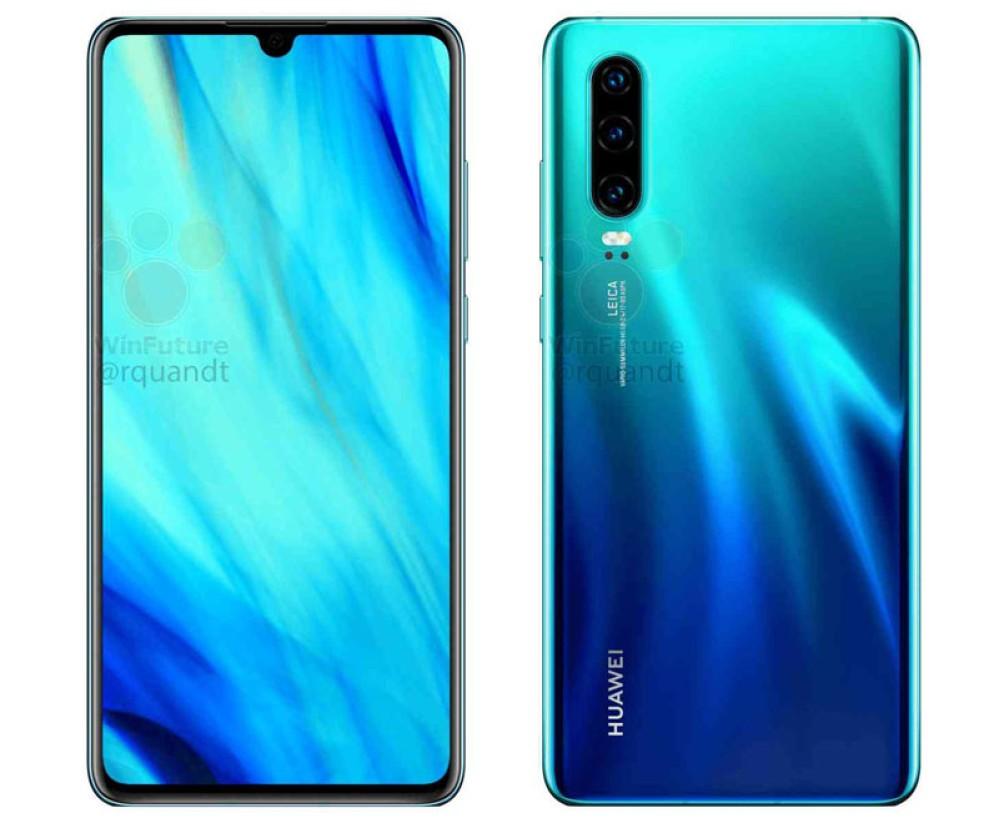 Huawei P30 Pro: Εμφανίστηκε στα χέρια του CEO της Huawei