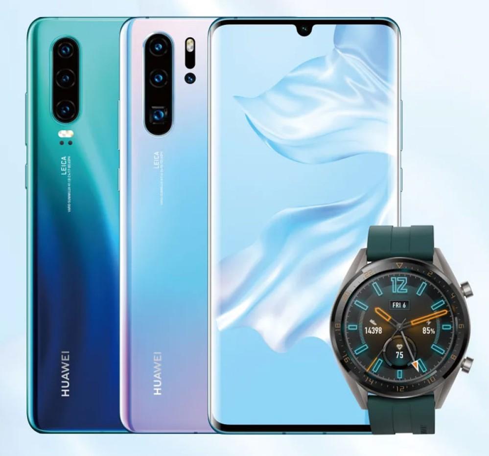 Τα Huawei P30 Series smartphones γίνονται τώρα δικά σου με καταπληκτικά δώρα