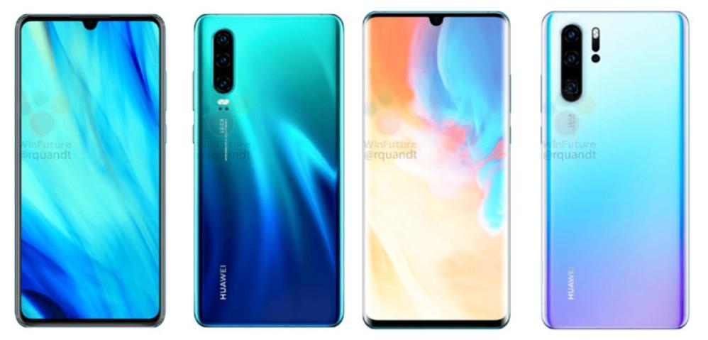 Huawei P30 / P30 Pro: Αυτά είναι τα τεχνικά χαρακτηριστικά τους!