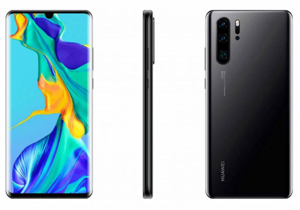 Huawei P30 / P30 Pro: Επίσημα renders αποκαλύπτουν οριστικά την εμφάνιση τους