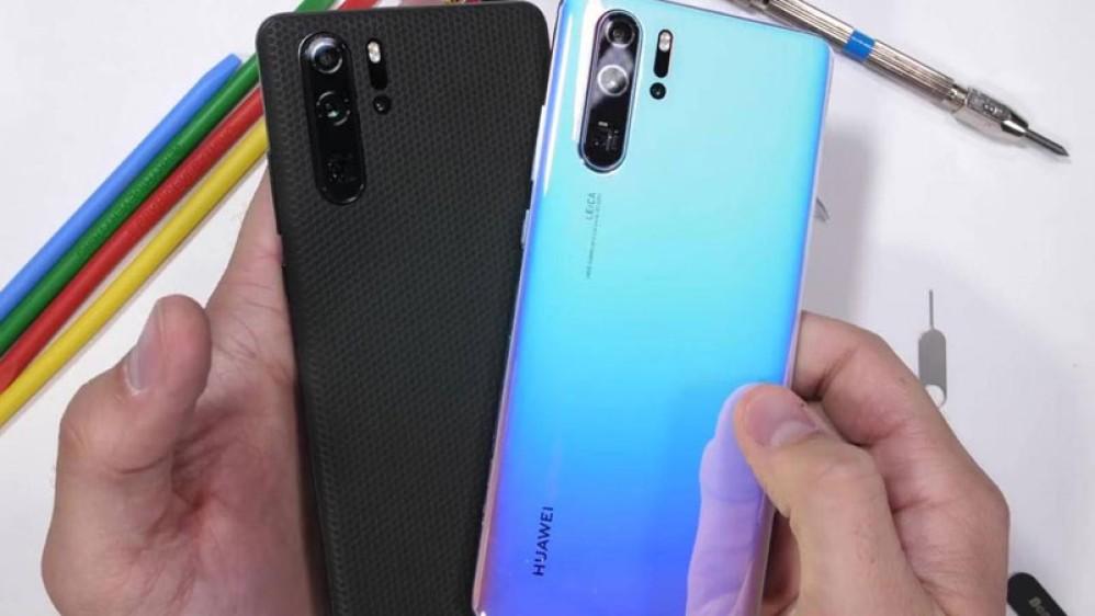 Huawei P30 Pro: Πως συμπεριφέρεται σε βασανιστικές δοκιμές