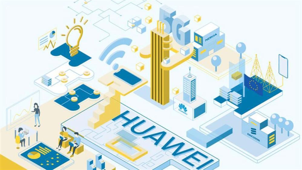 Οι ΗΠΑ απειλούν τη Γερμανία αν επιλέξει τη Huawei για τα δίκτυα 5G