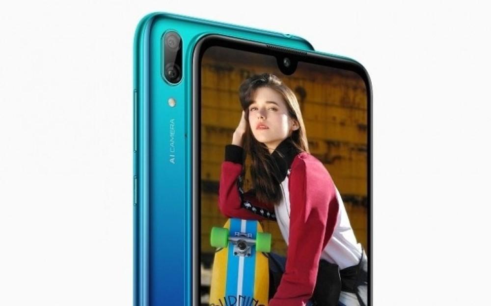 Huawei Y7 Pro (2019): Επίσημα με οθόνη 6.26'' HD+ και notch-σταγόνα