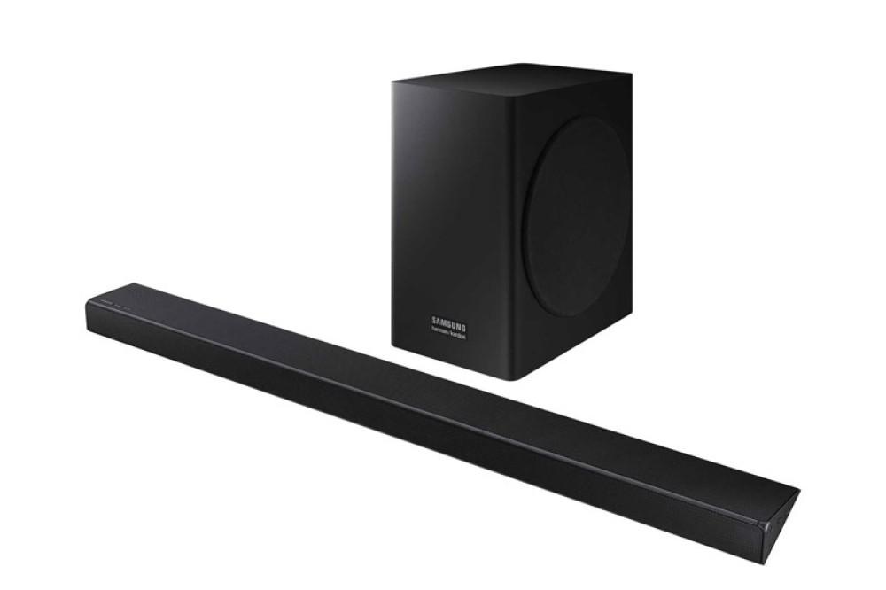 Samsung Q Series: Νέα σειρά soundbars βελτιστοποιημένη για QLED τηλεοράσεις