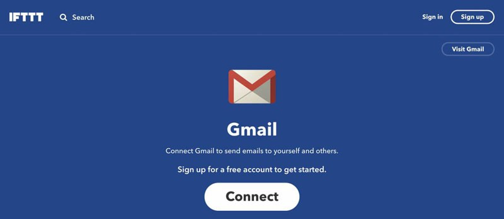 Gmail: Τέλος στην καθολική υποστήριξη του IFTTT από 31 Μαρτίου