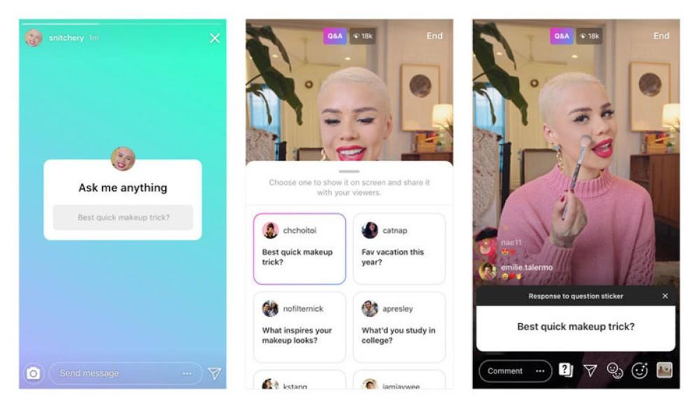 Instagram: Νέες λειτουργίες στα Stories με μουσική, ερωτήσεις και αντίστροφη μέτρηση