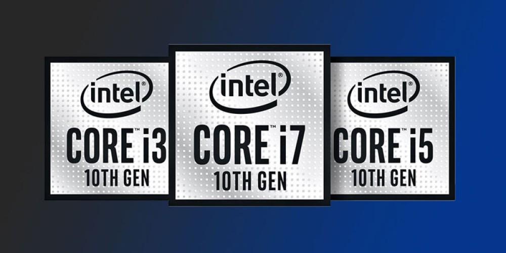 Intel Comet Lake: Οι νέοι 10ης γενιάς επεξεργαστές στα 14nm για laptops και 2-σε-1 tablets