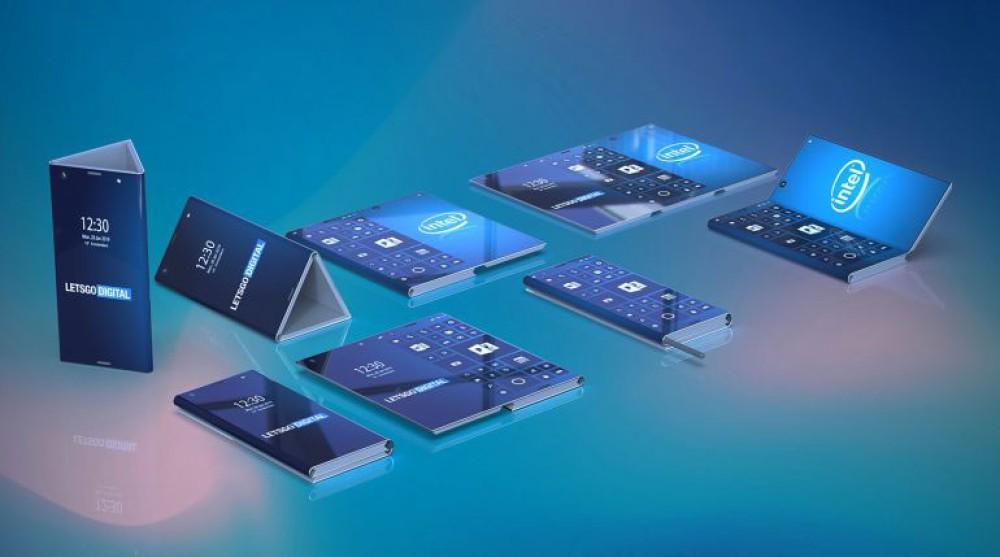 Ένα άκρως εντυπωσιακό concept της Intel για αναδιπλώμενη συσκευή
