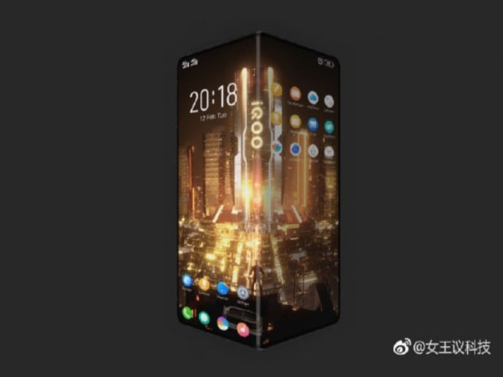 iQOO: Το πρώτο smartphone του sub-brand της Vivo μάλλον είναι ένα εντυπωσιακό αναδιπλώμενο