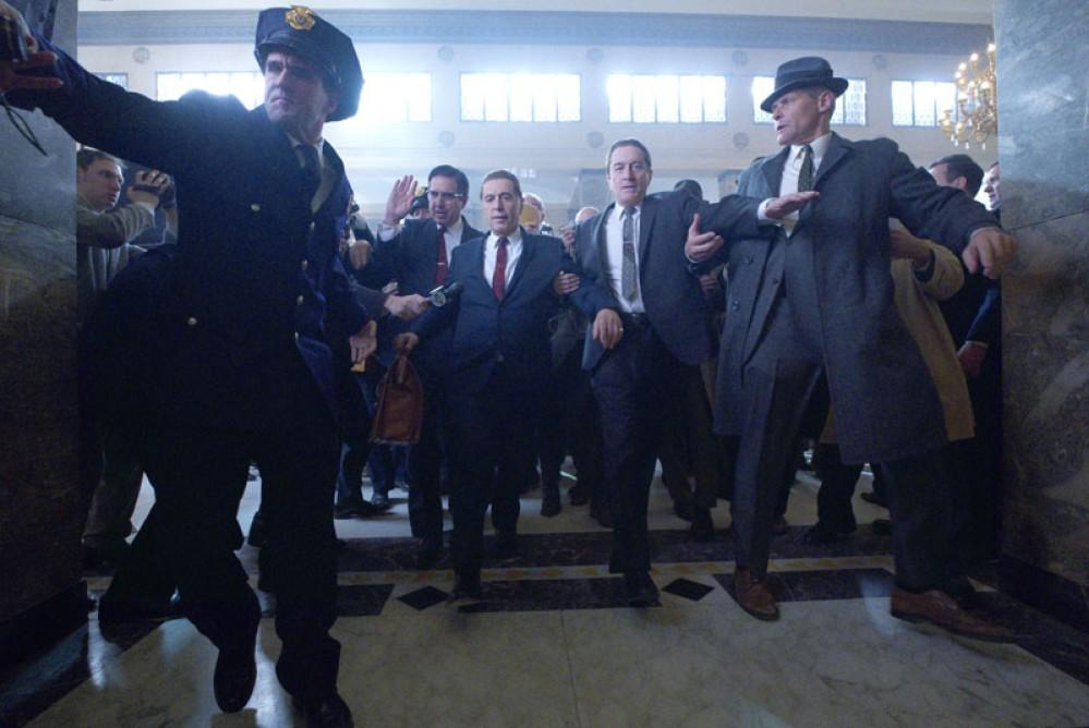 The Irishman: Πρώτο trailer για τη νέα ταινία του Scorcese με De Niro, Pacino και Pesci!