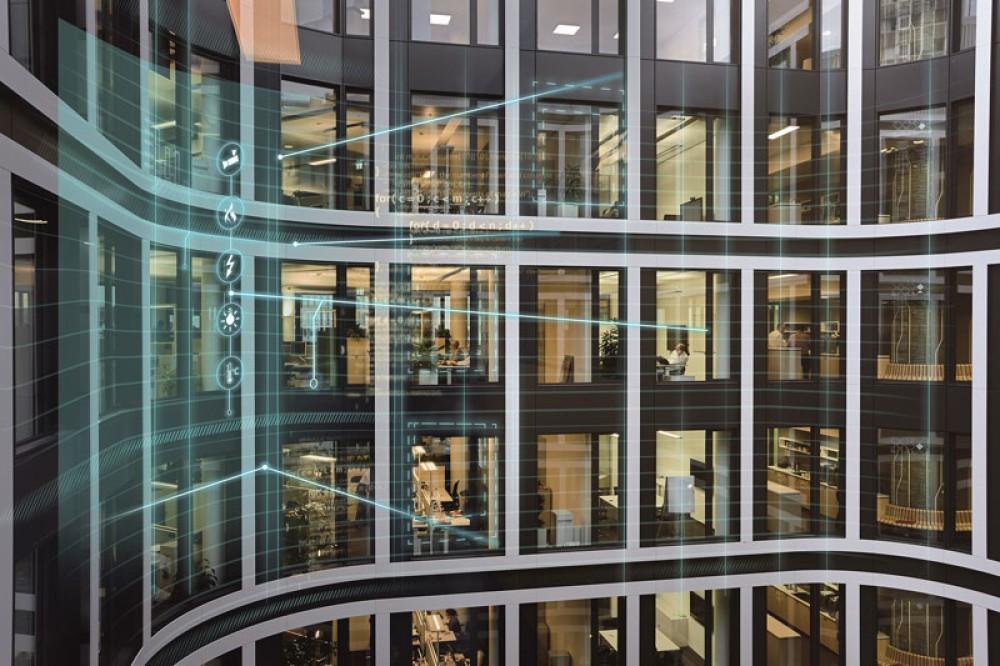 Πλήρες χαρτοφυλάκιο για έξυπνα κτήρια από τη Siemens