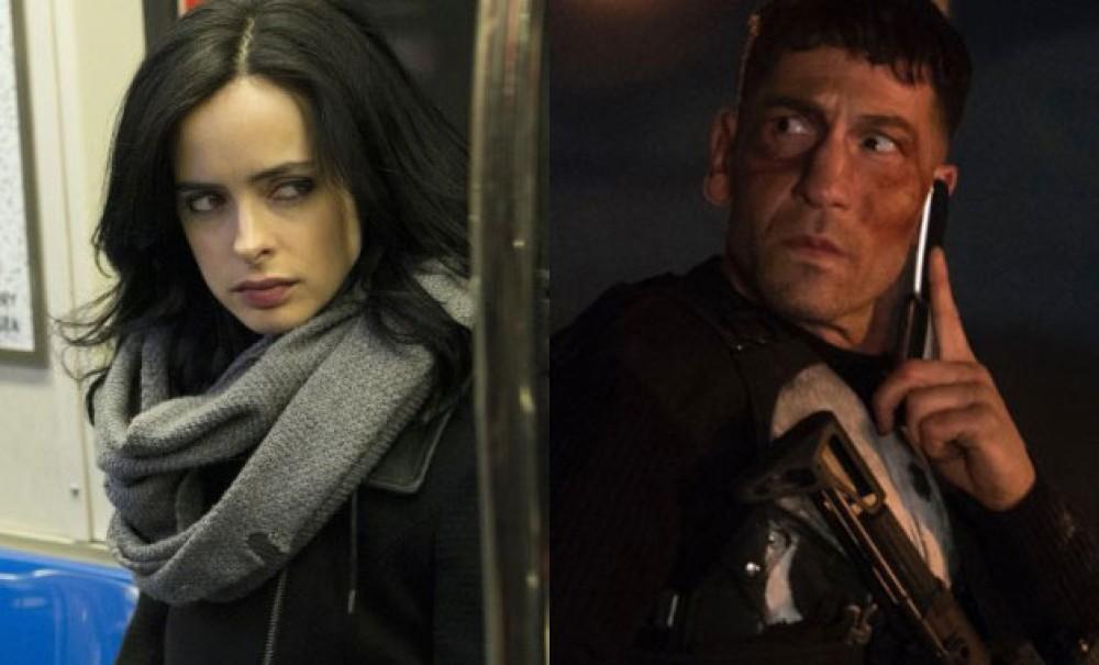 Το Netflix σταματά την παραγωγή των Jessica Jones και The Punisher