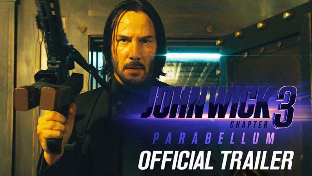 John Wick: Chapter 3 - Parabellum, δείτε το πρώτο trailer για το τρίτο μέρος!