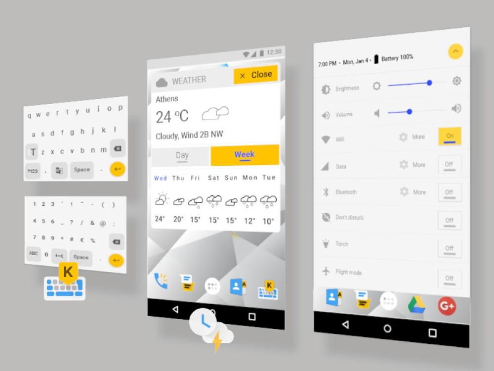 Katsuna: Ένα «οικοσύστημα» εφαρμογών για ηλικιωμένους χρήστες