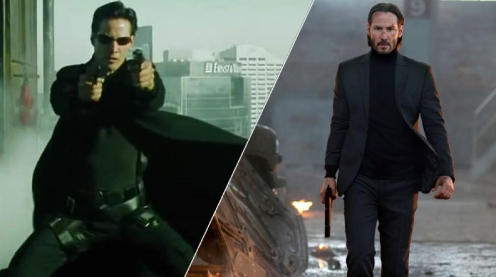 Νέα ταινία Matrix από τις αδερφές Wachowski, ανέφερε ο σκηνοθέτης του John Wick!