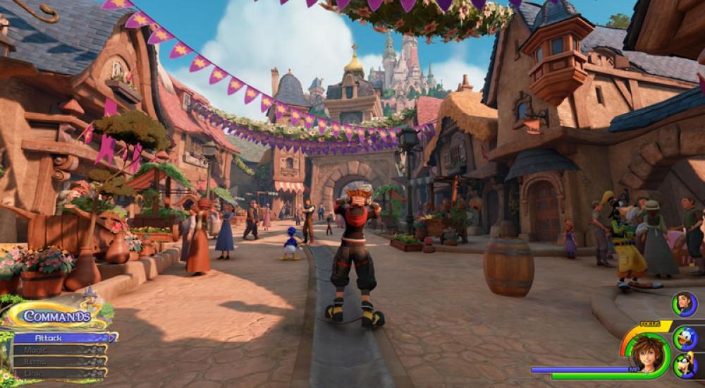 Kingdom Hearts 3: Έρχεται στις 29 Ιανουαρίου, δείτε το νέο gameplay trailer