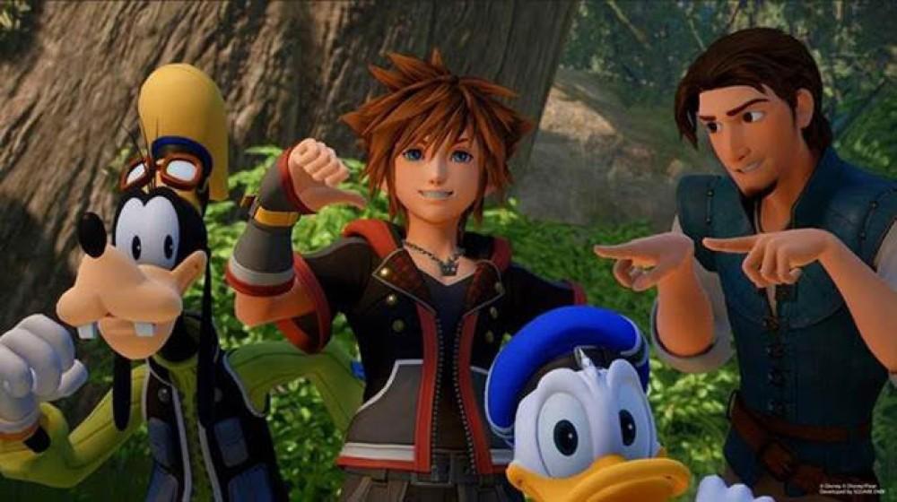 Kingdom Hearts III: Διαθέσιμο από σήμερα για Xbox One και PS4
