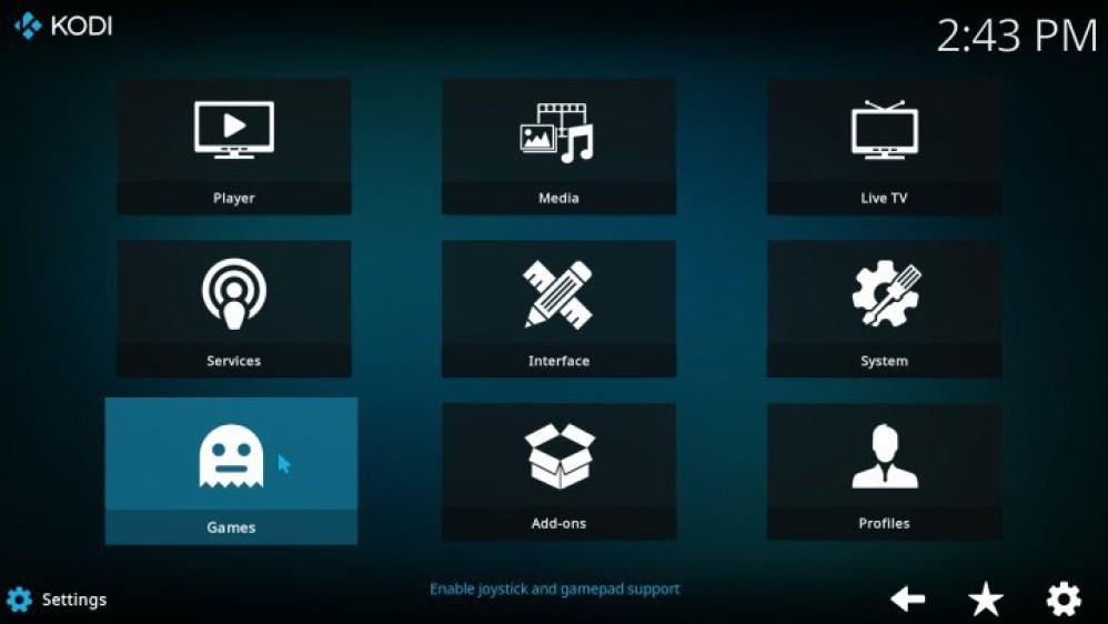 "Kodi 18 ""Leia"": Διαθέσιμη η νέα μεγάλη έκδοση με υποστήριξη για gaming emulators και πολλές βελτιώσεις"