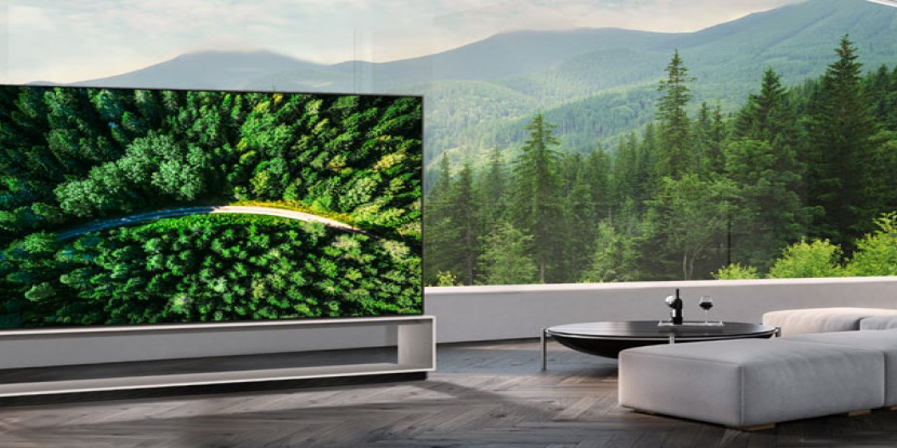 Ξεκινά η πώληση της πρώτης παγκοσμίως 8K OLED τηλεόρασης από την LG