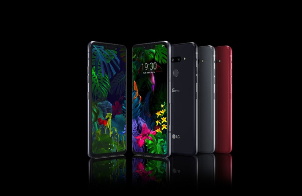 LG G8 ThinQ: Στην πρώτη θέση από τη VCX για την εξαιρετική κάμερα του