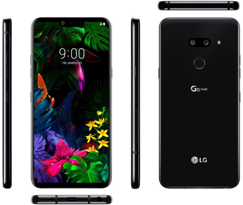 LG G8 ThinQ: Αποκαλυπτήρια για την εμφάνιση του σε επίσημο render