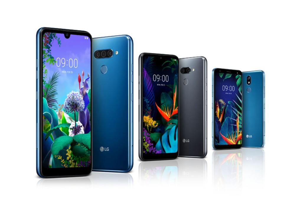 LG K40, LG K50 και LG Q60, τα νέα mid-range smartphones με AI και προσιτές τιμές