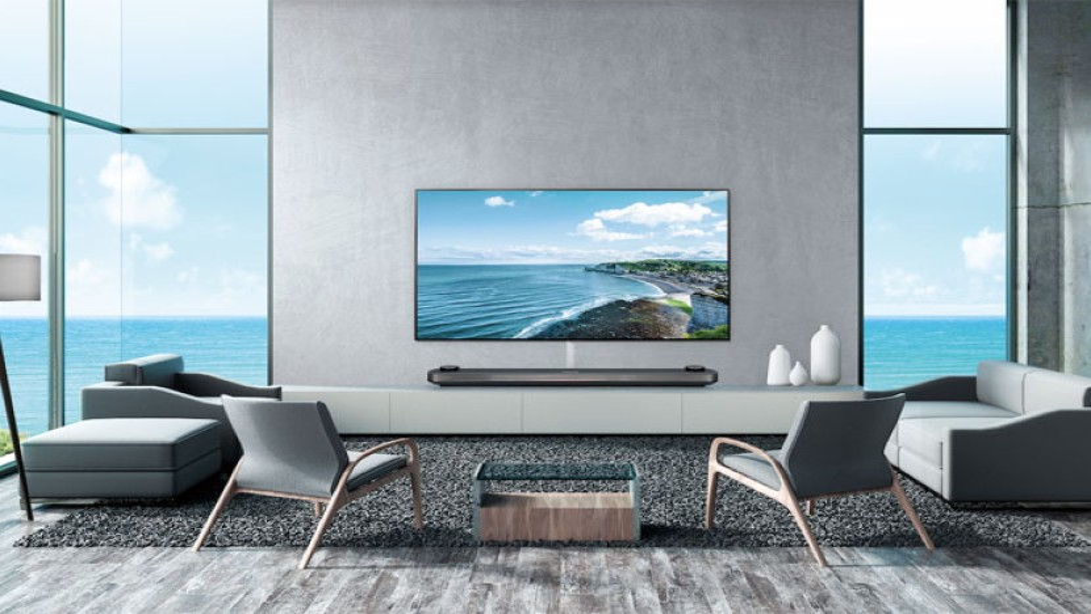 LG OLED Wallpaper Hotel TVs: Η νέα σειρά επαναπροσδιορίζει τις πολυτελείς σουίτες