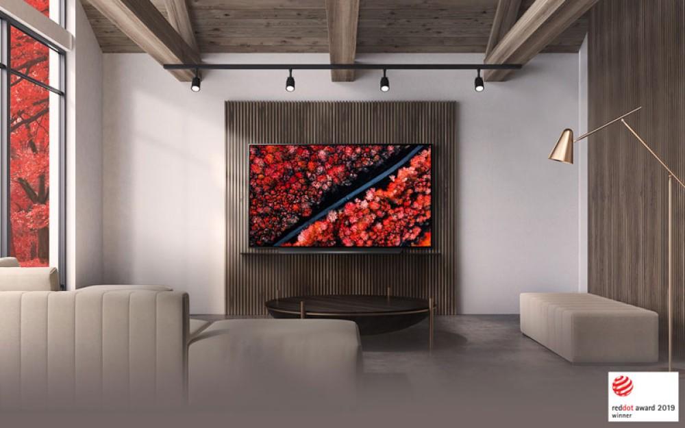 LG OLED C9PLA: Νέα σειρά τηλεοράσεων με τέλειο μαύρο και εντυπωσιακή αντίθεση