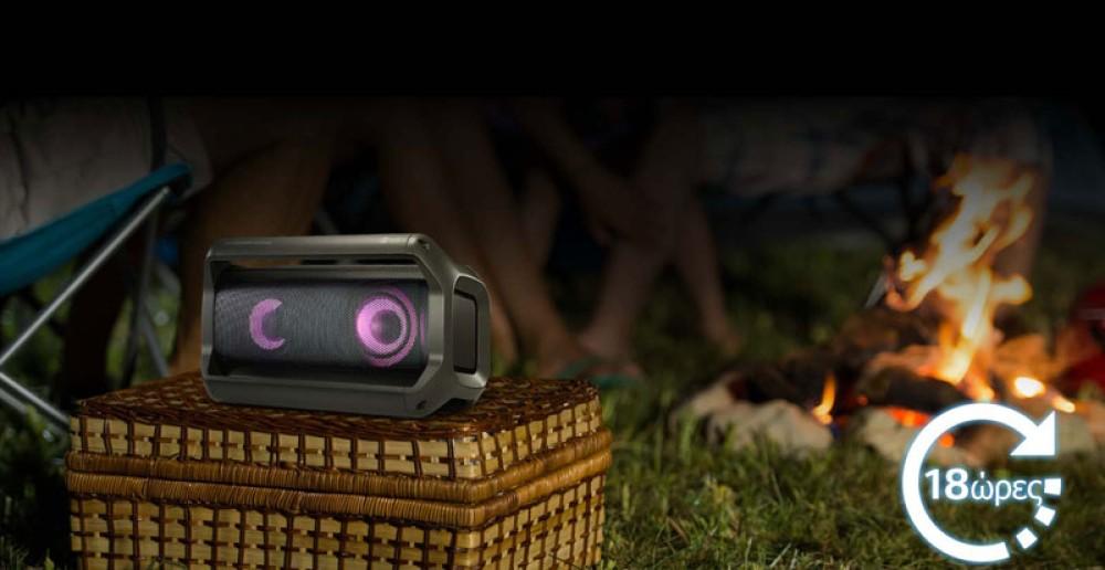 LG XBoom Go: Δυνατός ήχος και απόλυτη φορητότητα για κάθε περίσταση