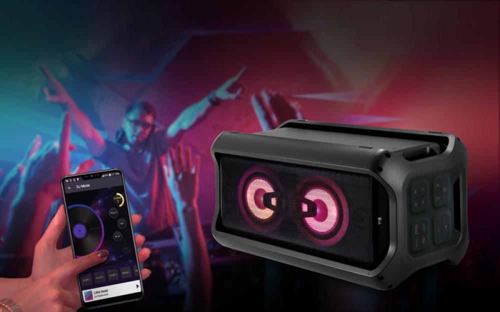LG X Boom: Κορυφαία εμπειρία ήχου, όπως και όπου θέλετε