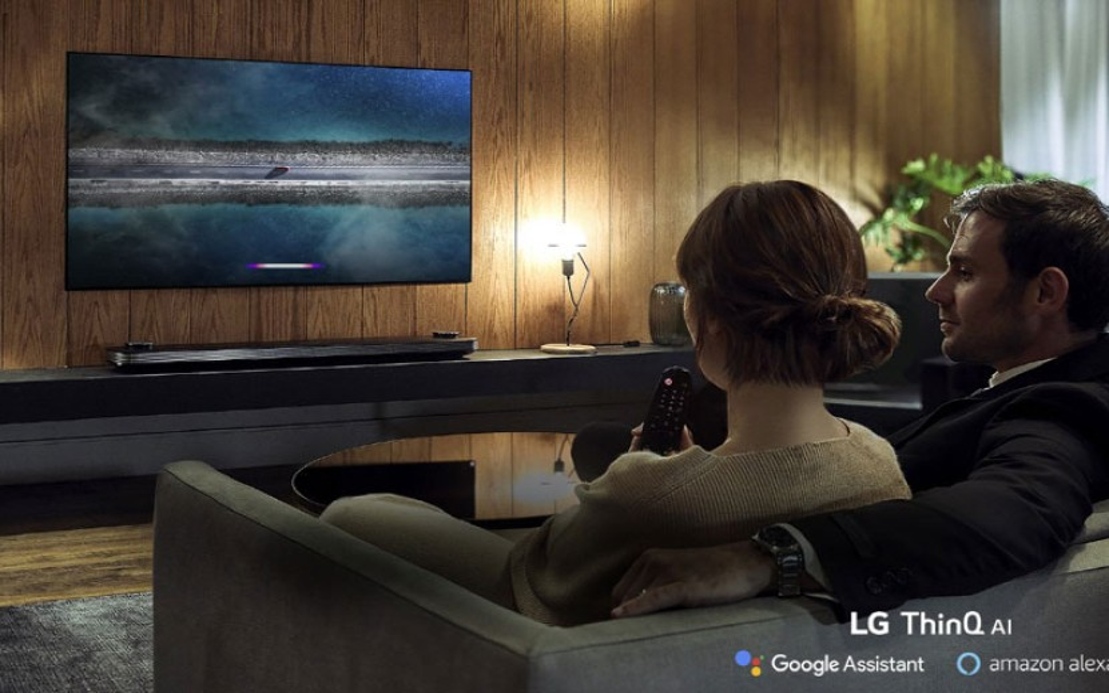 LG: Αυτή είναι η νέα σειρά premium τηλεοράσεων OLED και NanoCell για το 2019