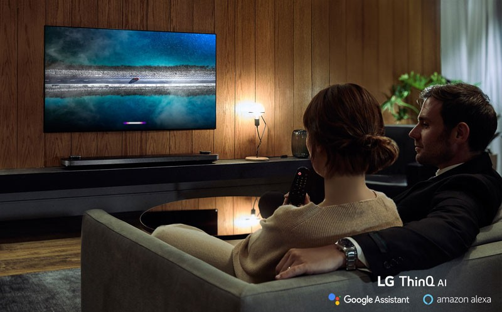 LG AI ThinQ 2019: Οι τηλεοράσεις υποστηρίζουν πλέον το Amazon Alexa