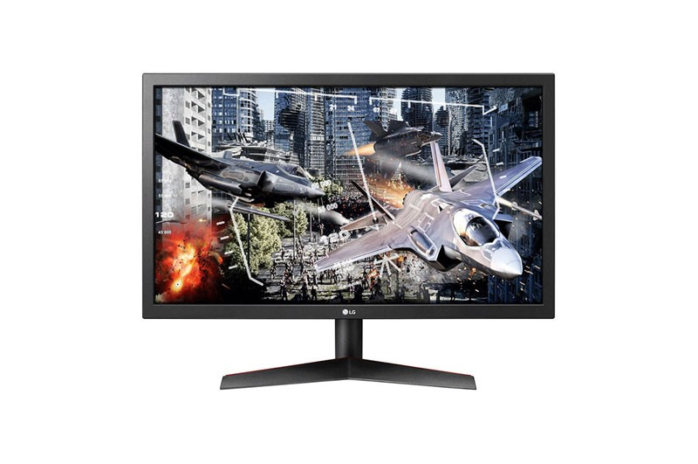 LG UltraGear 24GL600F: Το μοναδικό gaming monitor με IPS panel και 1ms χρόνο απόκρισης