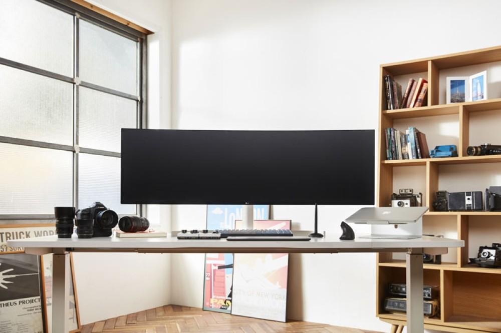 """Η νέα σειρά των """"Ultra"""" monitors από την LG έρχεται στην CES 2019"""