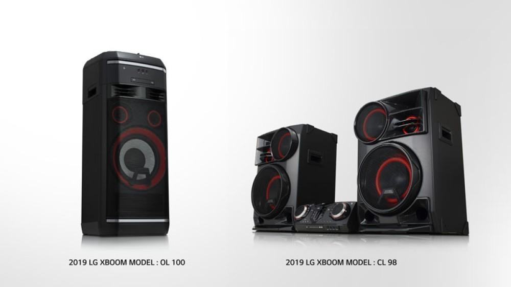 Η LG προσφέρει συναρπαστική εμπειρία ήχου με την ενισχυμένη σειρά XBOOM στην CES 2019