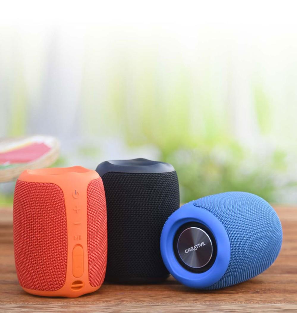 Creative MUVO Play: Το νέο φορητό και αδιάβροχο Bluetooth ηχείο διαθέσιμο στην Ελλάδα