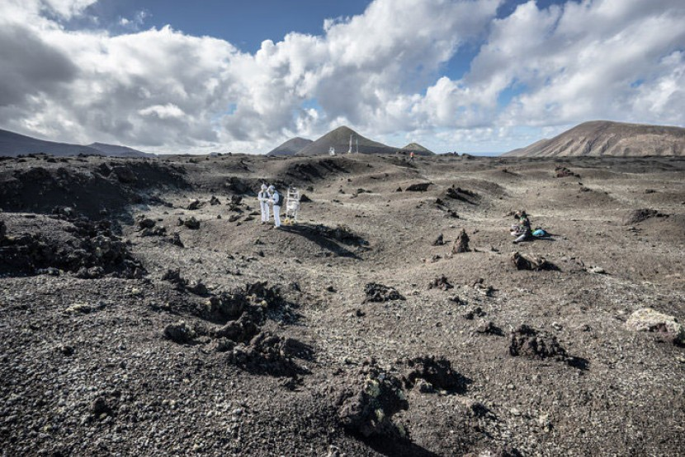 Ευρωπαίοι αστροναύτες εκπαιδεύονται για επανδρωμένες αποστολές στη Σελήνη